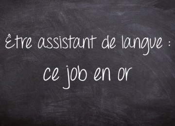 Être assistant de langue