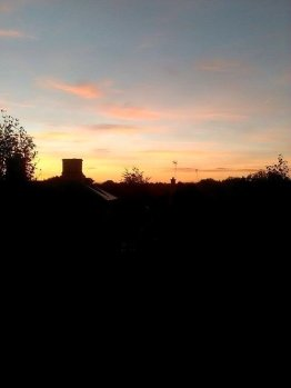 Joli lever du soleil #2