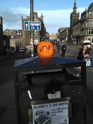 Halloween au Royaume-Uni