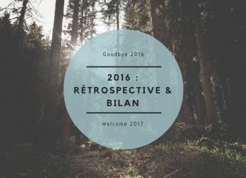 2017 : Bilan et rétrospective