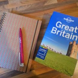 Chroniques anglaises #12 : Des envies de voyages