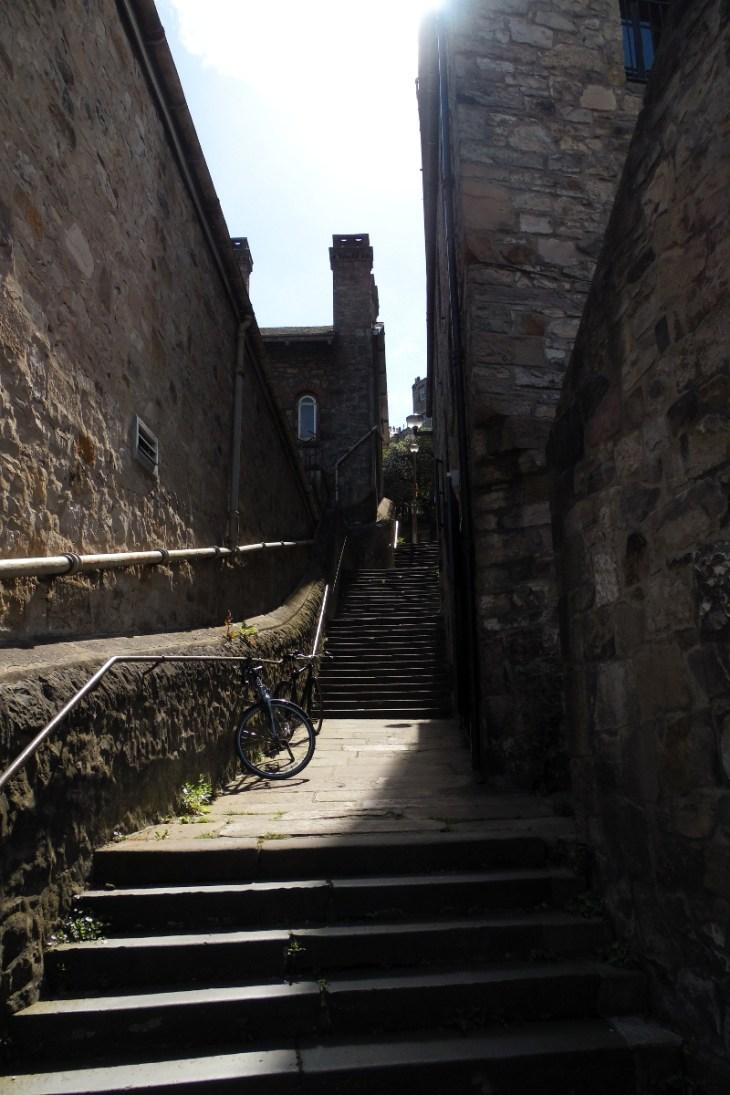 Se promener à Dean Village et le long de la Water of Leith Walkway