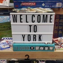 Chroniques anglaises #26: Premiers pas à York