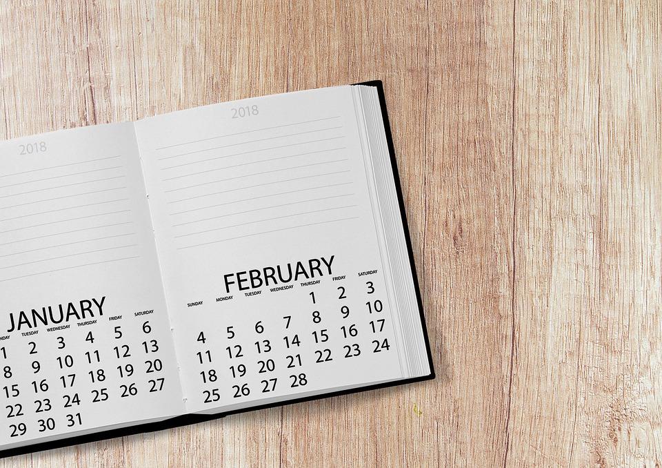 2018 : Projets et nouvelles habitudes
