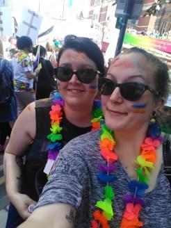 Chroniques anglaises #53 : déménagement, pride et rencontre bloguesque