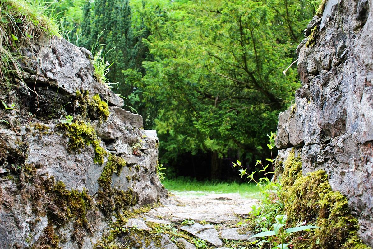 Les ruines de Finlarig Castle