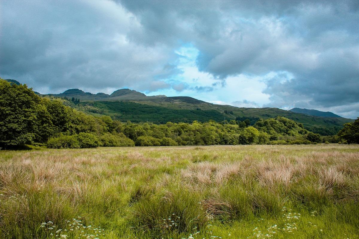 Autour du Loch Tay, Killin