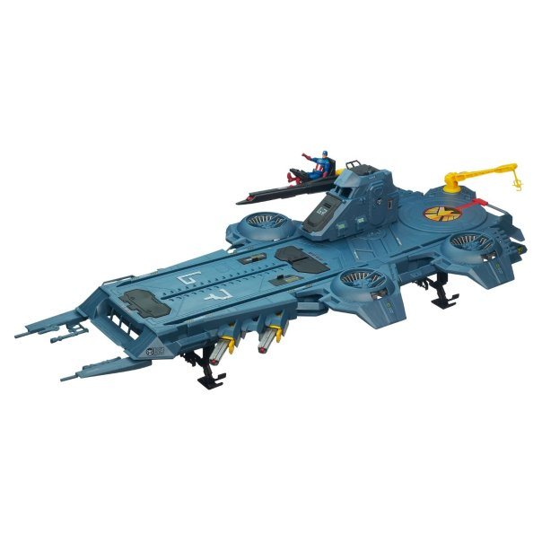 Helicarrier Play Set!