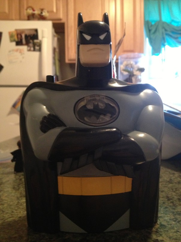 Podcast Batman is always watching over you