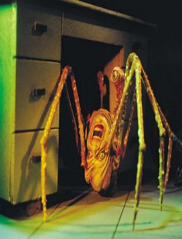 thing spider head