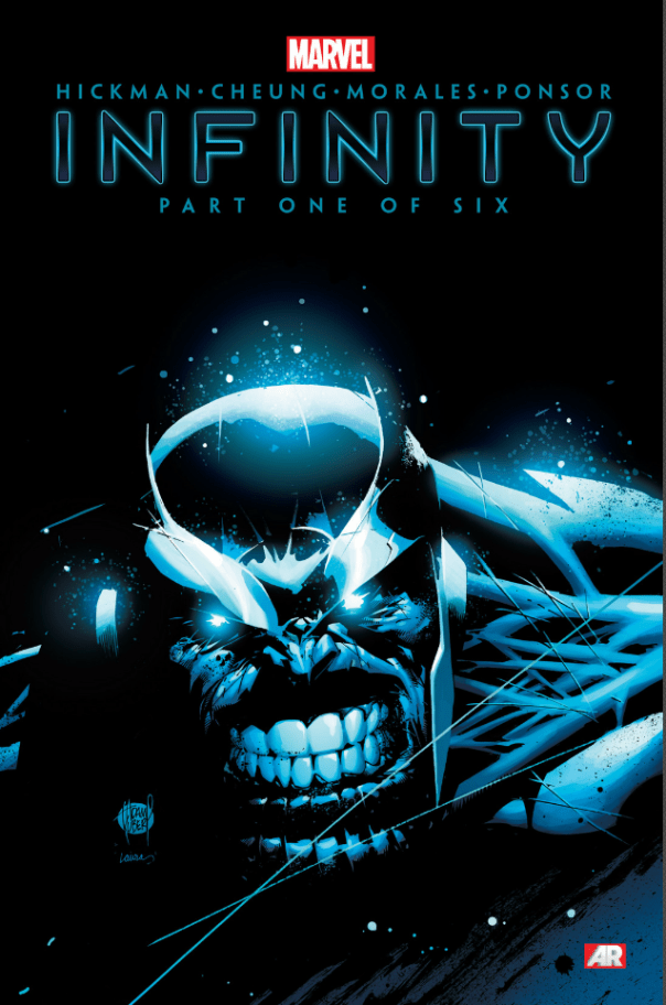 Infinity 1 Cover