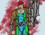 That Liefeld Look – Blitz Tannyn