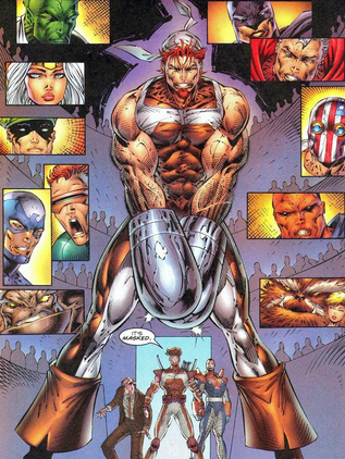 Liefeld Knightsabre