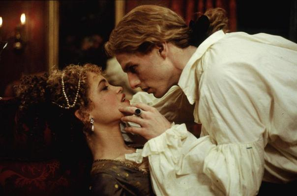 Lestat always gets what he wants.