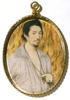 Matthew Clairmont as painted in the 1500's