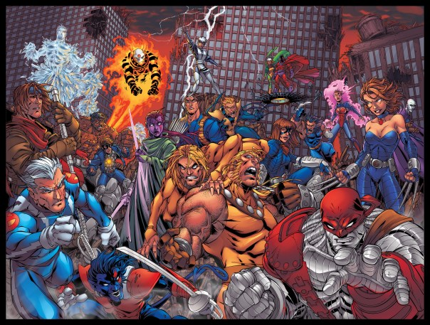 X_Men_Age_of_Apocalypse_by_coloring