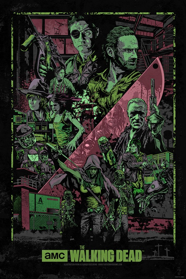 Alexander-Iaccarino-The-Walking-Dead-poster