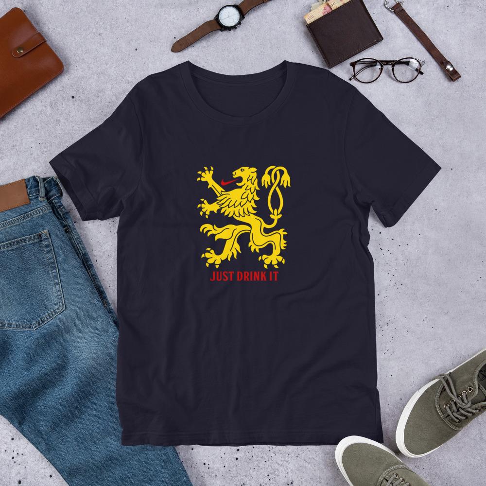 Just Drink It <br>Unisex T-Shirt