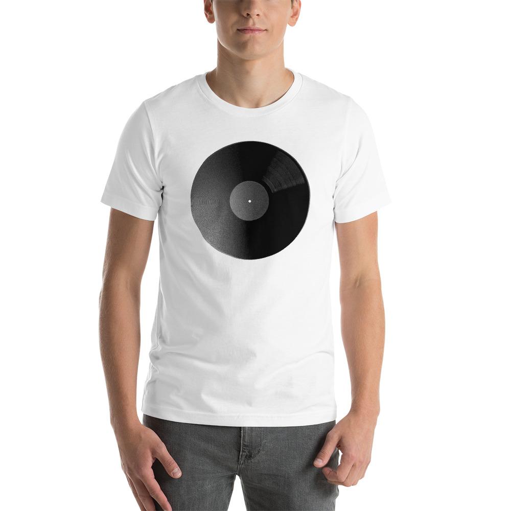 Vinyl <br>Unisex T-Shirt