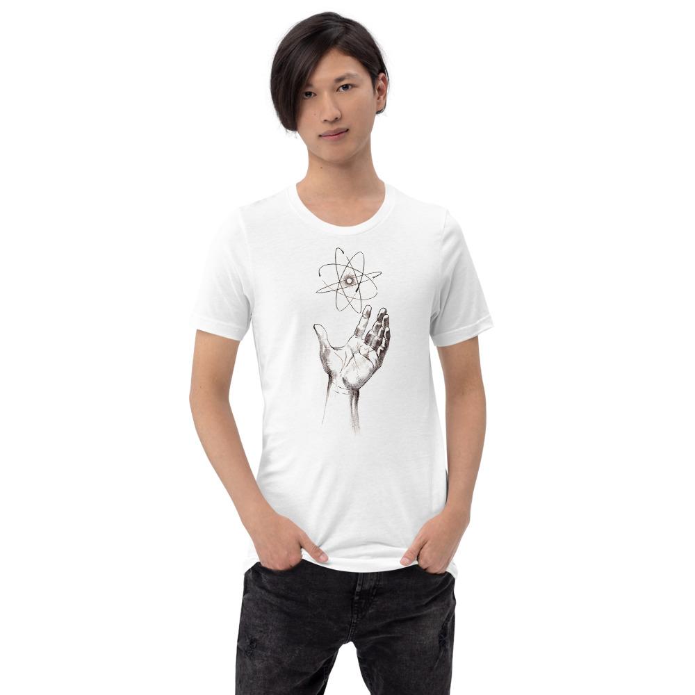 Reaching for Atom<br>T-Shirt