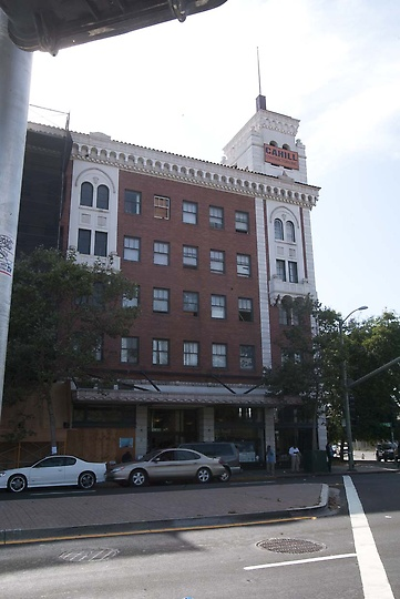 Residential Hotels Oakland Ca