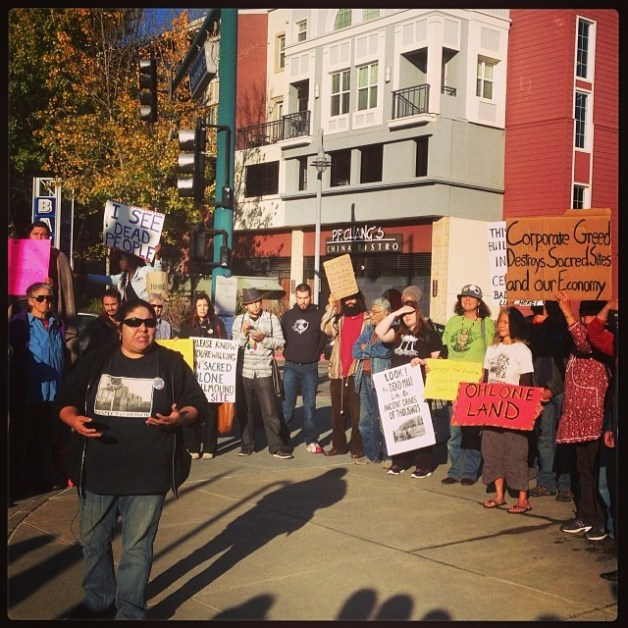 protest-ohlone-bayst-eville