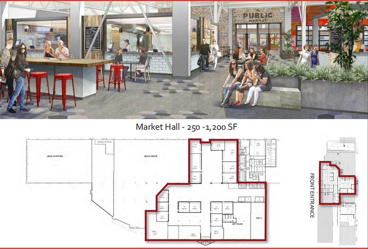 Emeryville Public Market Renovation: Mayo & Mustard, We Sushi latest ...