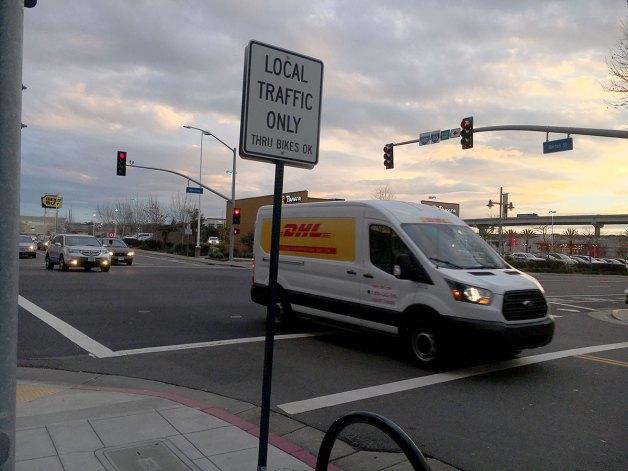 Horton Bicycle Boulevard