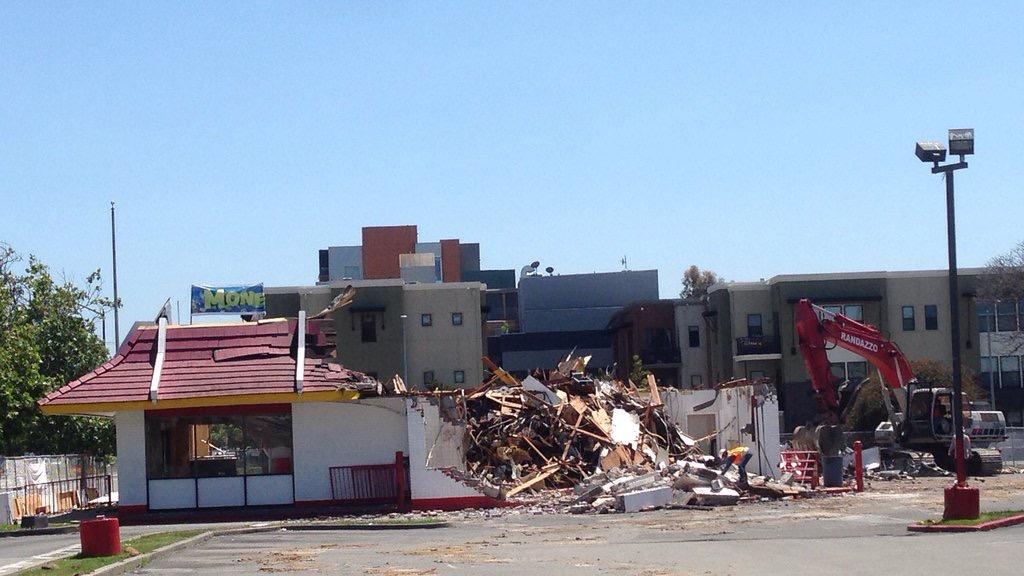 E'ville Biz: Josephine.com pauses operations, San Pablo Ave McDonald's rebuild begins, Salsipuedes shutters