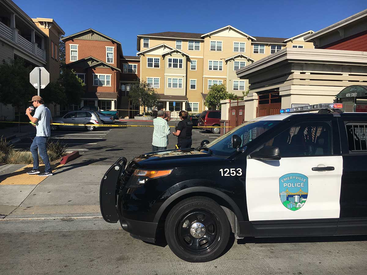 Daytime shooting behind 7-Eleven on San Pablo leaves one critical