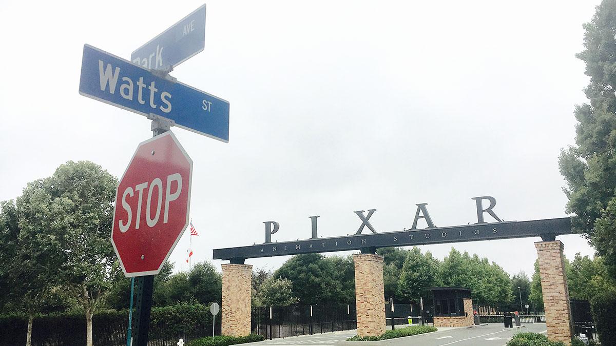 Emeryville Police Officers come under gunfire near Pixar