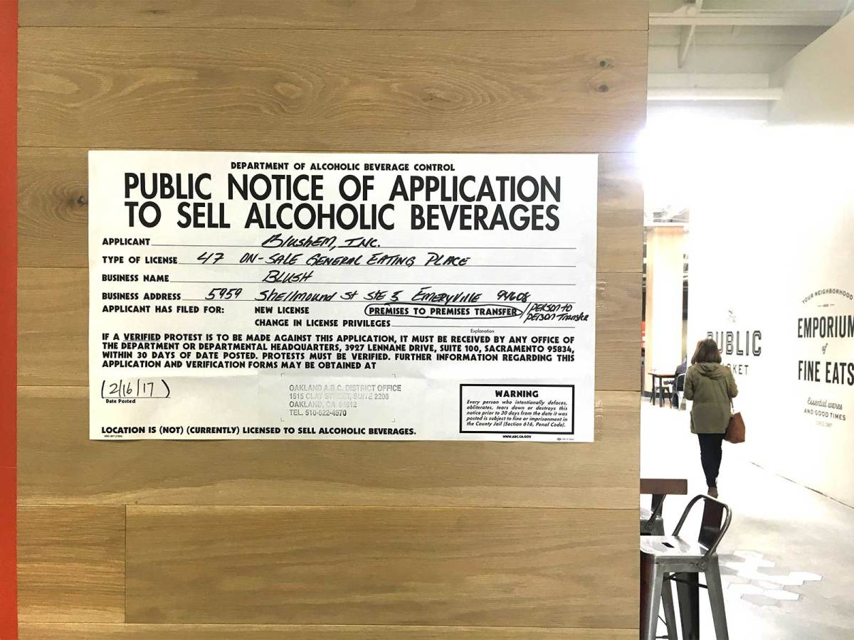 Latest Public Market Lease Signings: Market Bar by Blush, Mr. Dewie's Cashew Creamery