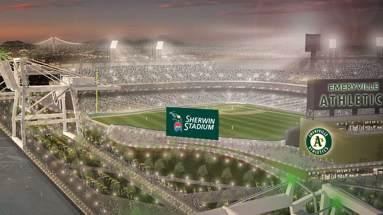 Athletics new stadium