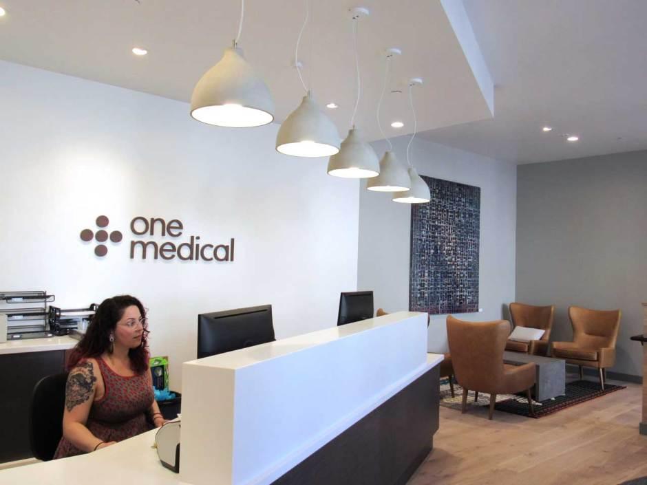 One Medical Emeryville office