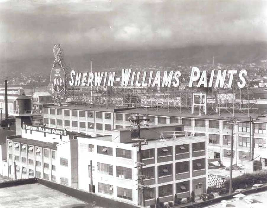 Sherwin Warehouse
