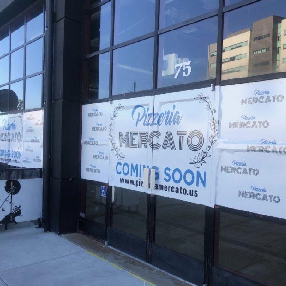 New Pizza establishment Pizzeria Mercato will open at The Public Market Emeryville