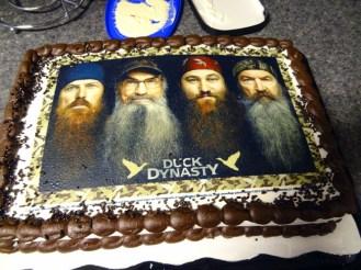 Happy Happy Happy Birthday Cake