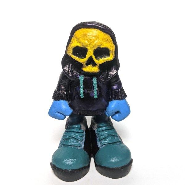 skeeletor figurine