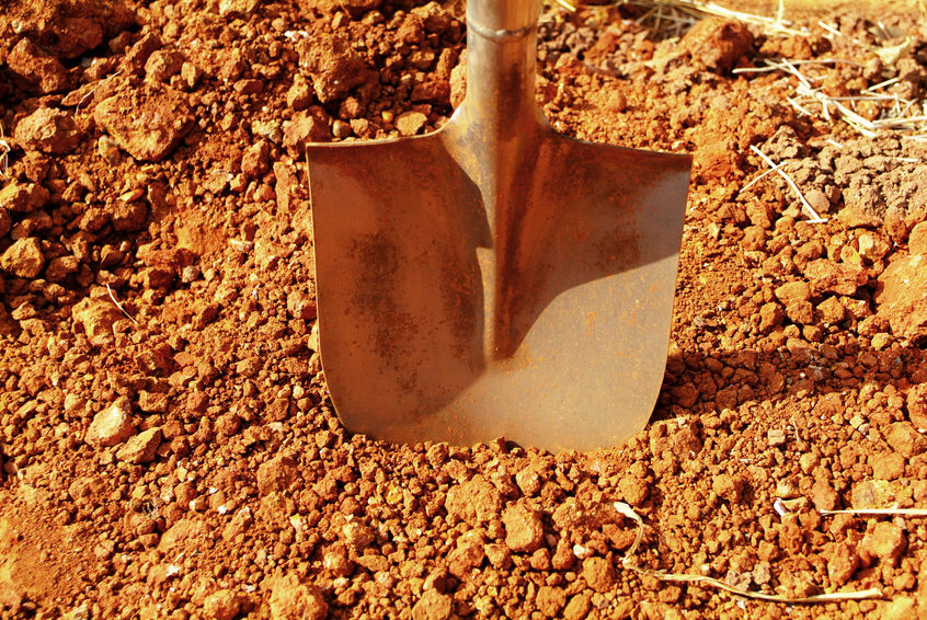 This is what breaking ground feels like