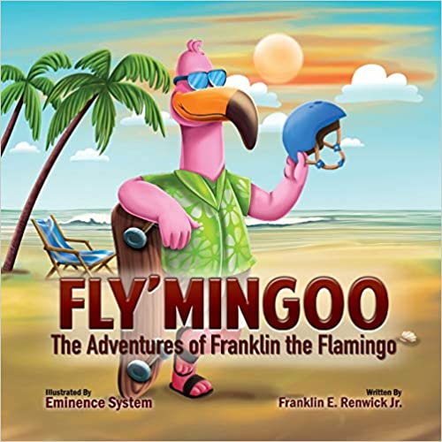 Book Review: Fly'Mingoo: The Adventures of Franklin the Flamingo