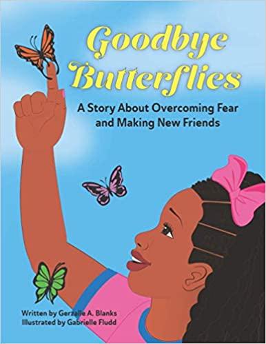 Book Review: Goodbye Butterflies