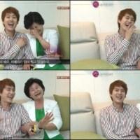 Kyuhyun Super Junior Memperkenalkan Ibunya Di Acara 'Star Life Theater'