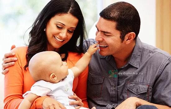 Фото-Счастливая семья