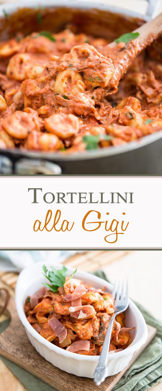Tortellini alla Gigi | eviltwin.kitchen