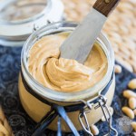Homemade Creamy Peanut Butter | eviltwin.kitchen