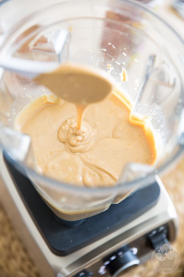 Homemade Creamy Peanut Butter   eviltwin.kitchen