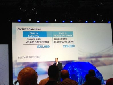 i3 launch on the road price
