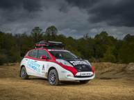 Nissan LeafRally