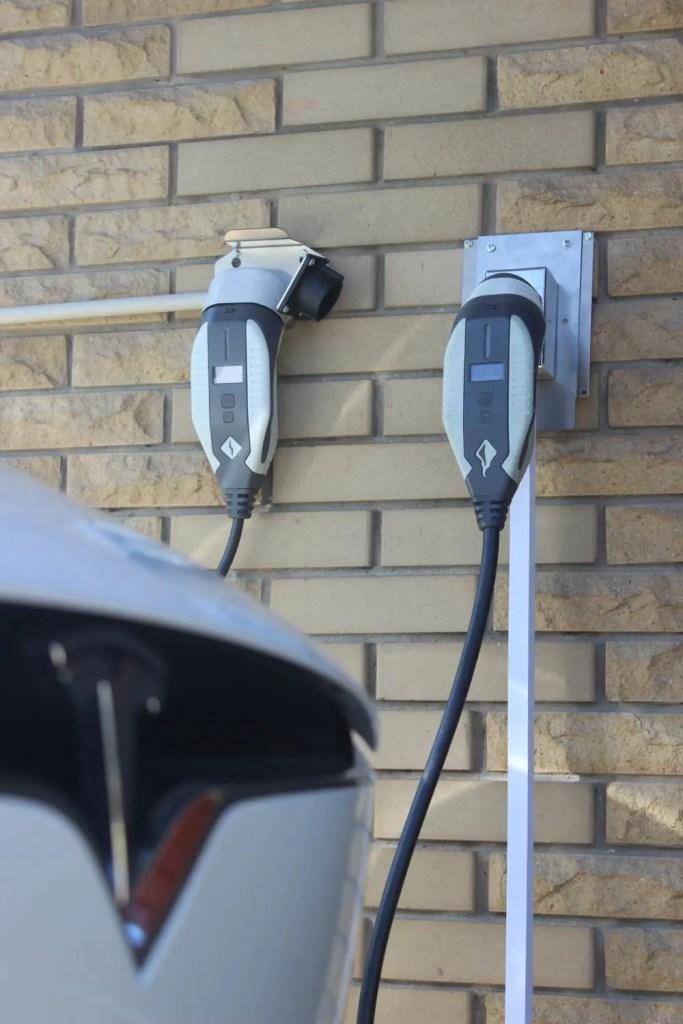 plug in charging