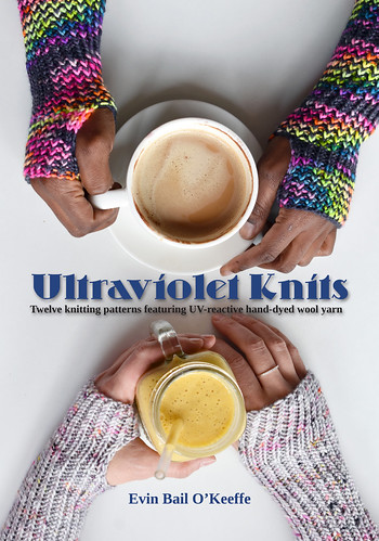 Ultraviolet Knits by Evin Bail OKeeffe